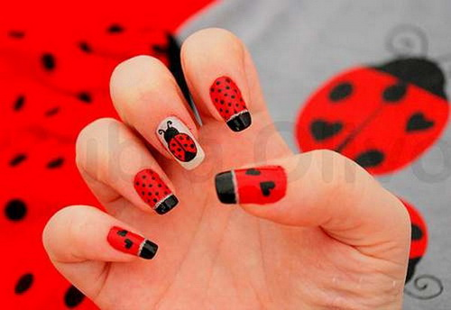 creative nail designs Simple Nail Designs For You
