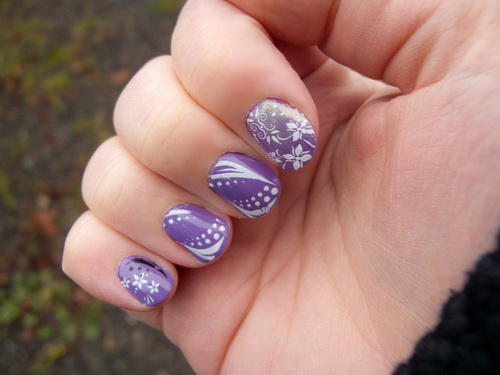 Gel Nail Wraps | Nail Designs Mag