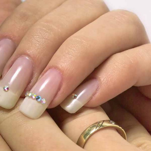 Quick Nail Design Ideas : Simple nail designs for you mag
