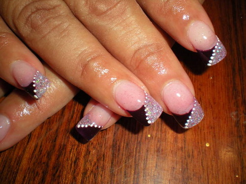 french nail art designs French Nail Designs