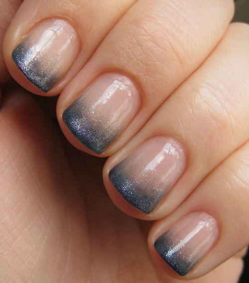 gradation nail designs ideas Nail Art Designs