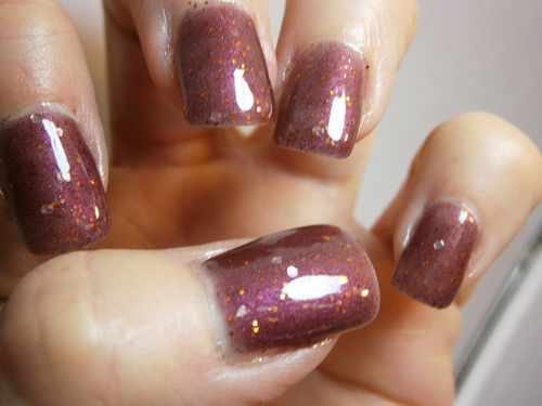 luxury nail polish Chrome Nail Polish