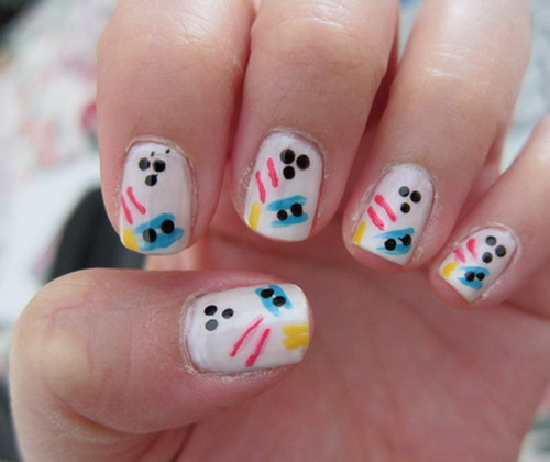 migi nail art ideas1 Migi Nail Art