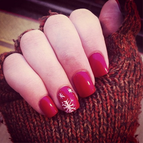 nail art for holiday Manicure Nail Wraps