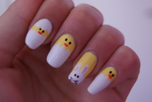 Nail art for kids prinsesfo Gallery