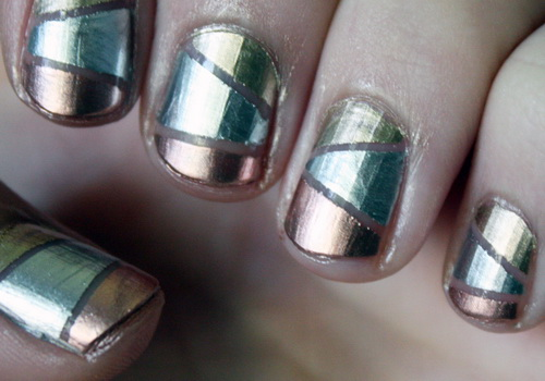 olympic chrome nail polish Chrome Nail Polish