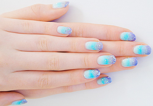 Prom nail art prinsesfo Images