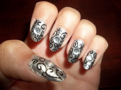 prom nail designs Nail Designs for Prom