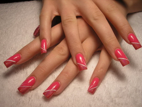 simple and easy nail designs Simple Nail Designs For You