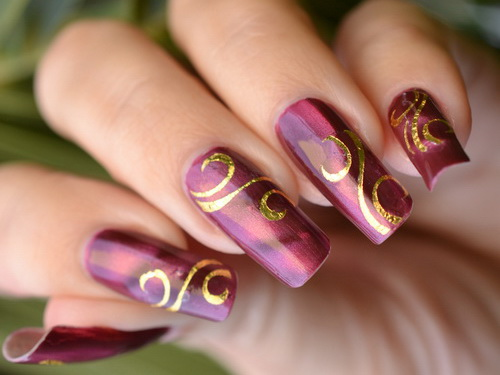 simple nail art Nail Art Ideas