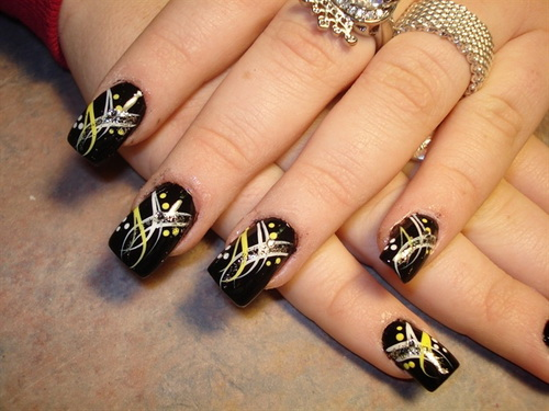 simple nail designs ideas Simple Nail Designs For You