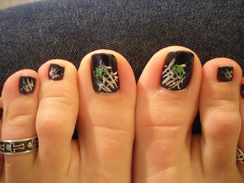 toe nail art ideas Toe Nail Designs