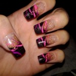 Arcylic Cute Nail Designs