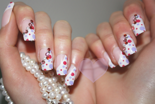 cute japanese nail art Easy Nail Art 3