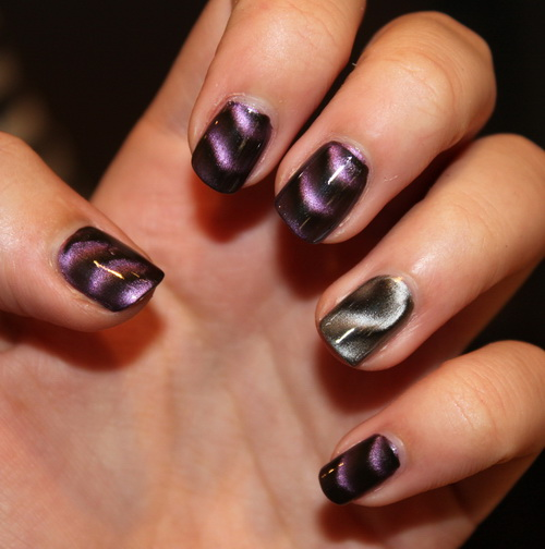 Metal Nail Polish Metallic