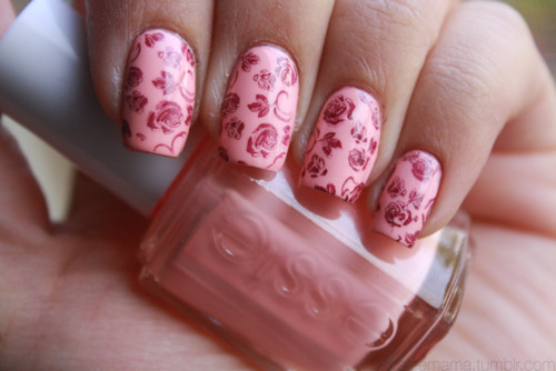 pretty designs for nail Creative Nail Design4