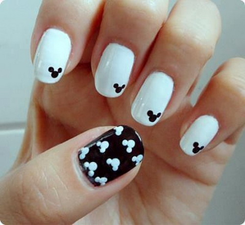 nail designs 2014 tumblr step by step for short nails with ...