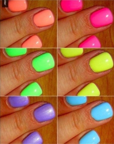 China glaze nail colors Nail Colors   Choose The Right One