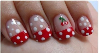 Creative Nail Design2 Colorful Nail Designs 4