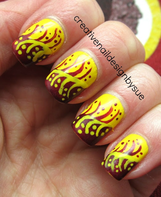 Creative Nail Design3 Brief Account On Creative Nail Design