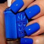 blue nail colors