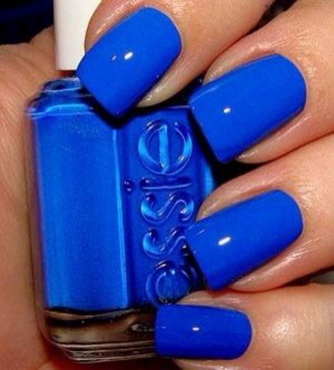 blue nail colors Nail Colors   Choose The Right One