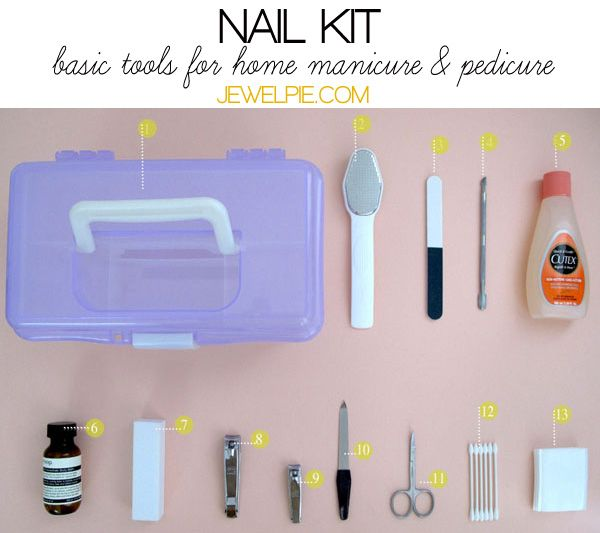 Nail Care Kit 3 Keeping Your Nails Beautiful and Healthy with a Nail Care Kit