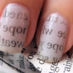 ewspaper-nail-art-tutorial