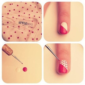 Easy Nail Art Designs To Tryout At Home Part 83