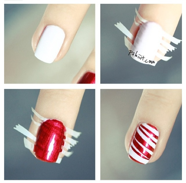 Easy nail art 2 prinsesfo Choice Image
