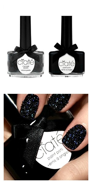 caviar nails Top Nail Polish Trends Revived!