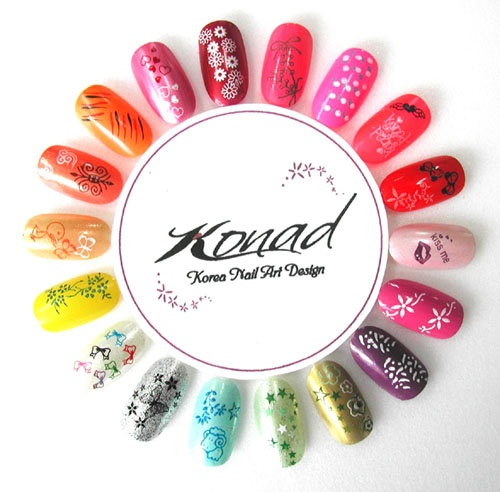 Konad Nail Art 2 How to Create Cheetah Print Nail Designs