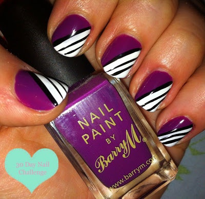 Purple Nail Designs 3 Vibrant Purple Nail Designs That You Can Try!