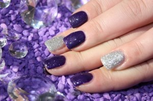 Purple Nail Designs 8 300x199 Purple Nail Designs 8