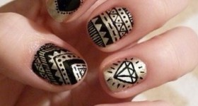 Black-and-Gold-Nail-Designs-4