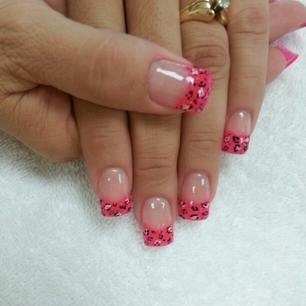 Cheetah Print Nail Designs 1 How to Create Cheetah Print Nail Designs