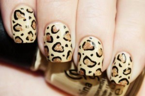 Cheetah Print Nail Designs 6 300x199 Cheetah Print Nail Designs 6
