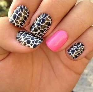 Cheetah Print Nail Designs 7 300x297 Cheetah Print Nail Designs 7